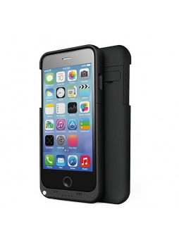 Power Bank Battery Case for iPhone 6 Black Color
