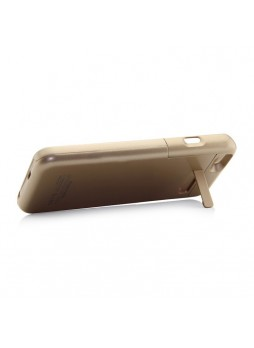 3200mAh Power Bank Battery Case for iPhone 6 - Gold