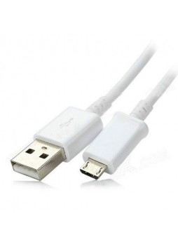 Micro USB 2.0 Data Cable White