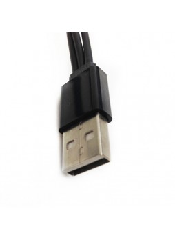3 in 1 Easy Charge Data Cable with 30 pin / Lightning / Micro USB (1 metre)