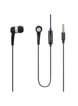 Original Samsung Stereo Headset Earphone - Black