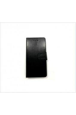 Wallet Case For Nokia 7.1 BLACK