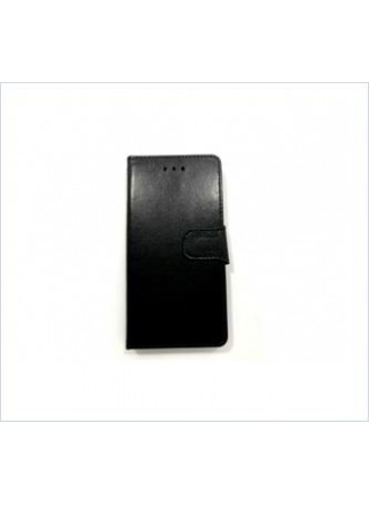 Wallet Case For Nokia 7.1 BLACK