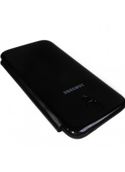 Flip Cover without Window for Samsung Galaxy S4 i9500 - Black