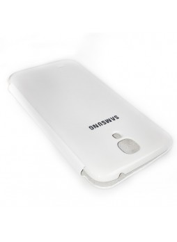Flip Cover without Window for Samsung Galaxy S4 i9500 - White