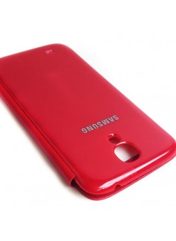 Flip Cover for Samsung Galaxy S4 i9500 - Red
