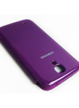 Flip Cover for Samsung Galaxy S4 i9500 - Purple