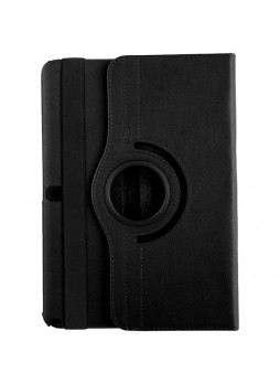 360 Degree Ratary Case for Samsung Galaxy Note 10.1 P605 (2014 Edition) - Black