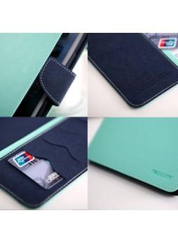 Korean Mercury Case for Samsung Galaxy Tab 4 10.1 - Green