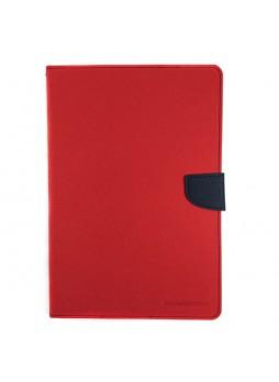 Korean Mercury Fancy Diary Wallet Case Cover Galaxy Tab A 9.7 Red