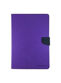 Korean Mercury Fancy Diary Wallet Case Cover Galaxy Tab A 9.7 Purpel