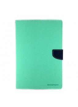 Korean Mercury Fancy Diary Wallet Case Cover Galaxy Tab A 9.7 Green