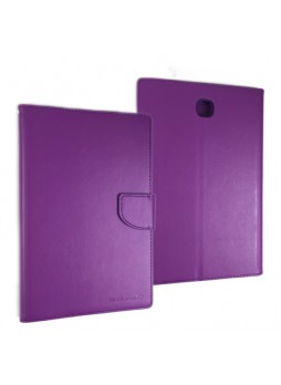 Wallet Case Cover for Samsung Galaxy Tab A 9.7 Purple