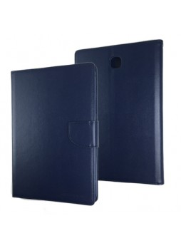 Wallet Case Cover for Samsung Galaxy Tab A 9.7 Blue