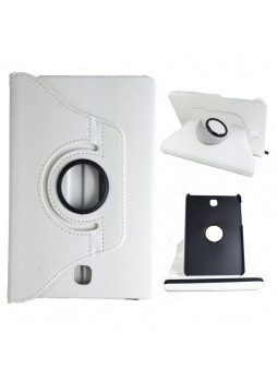 360 Degree Roatating Case for Samsung Galaxy Tab S2 8.0 White