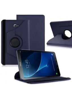 360 Degree Rotating Case For Samsung Galaxy Tab A 10.1 (2016) - Navy