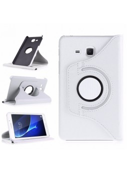 360 Degree Rotating Case For Samsung Galaxy Tab A 7.0 (2016) - White