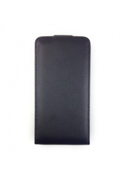 Synthetic Leather Flip Case Cover for Sony Xperia Z2 D6503 - Black