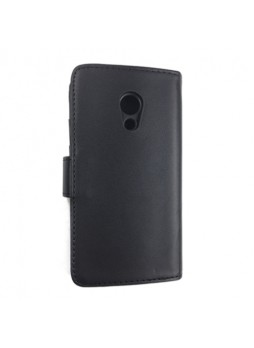 Synthetic Leather Wallet Case for Motorola Moto G 2nd Gen