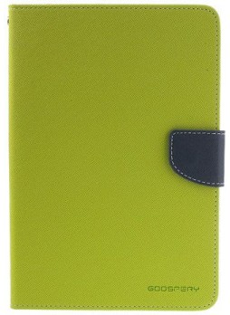 Korean Mercury Fancy Diary  Case for iPad mini 2/3 Green