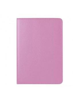 360 Degree Rotating Case for  iPad mini 4 Light Pink