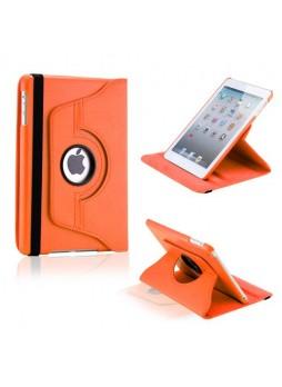 360 Degree Rotating Case for iPad mini / iPad mini 4 Orange
