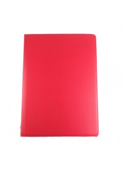 360 Degree Rotating Case for Apple iPad Pro Red