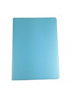 360 Degree Rotating Case for Apple iPad Pro Light Blue
