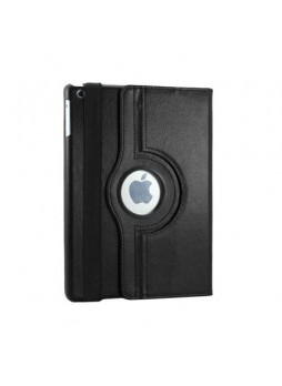 360 Degree Rotary Flip Case for iPad Air - Black