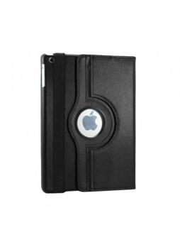 360 Degree Rotary Flip Case for iPad Air - Black