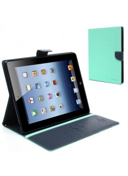 Mercury Goospery Fancy Dairy Case for iPad Air - Mint