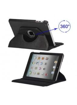 360 Degree Rotating Case for iPad mini / iPad mini 2 - Black