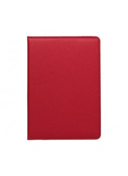 360 Degree Rotating Case for iPad mini / iPad mini 2 - Red