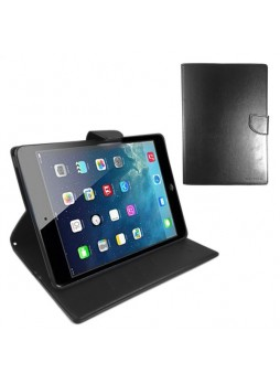 Wallet Case Cover for iPad Air 2 Black
