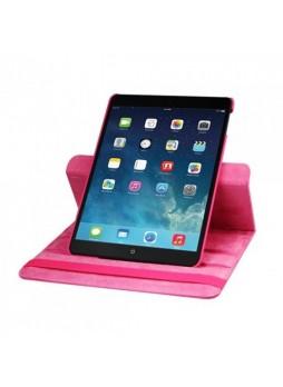 360 Degree Rotating Case for iPad mini 4 Hot Pink