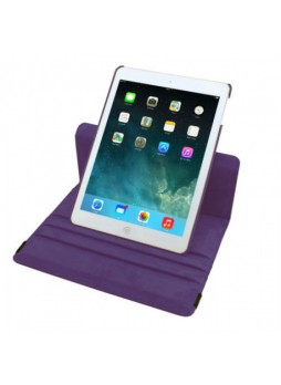 360 Degree Rotating Case for  iPad mini 4 Purple