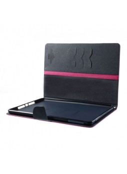 Mercury Goospery Fancy Diary Case For Apple New iPad 9.7 - Hot Pink