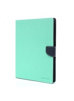 Korean Mercury Fancy Diary Wallet Case for Apple iPad mini 4 Green