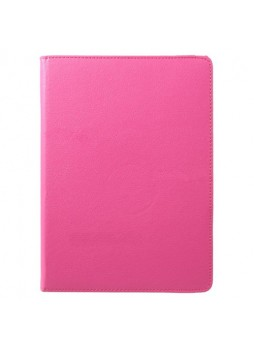 360 Degree Rotating Case for Apple iPad Pro 10.5 - Hot Pink
