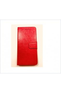 Wallet Case For oppo  R15 Red