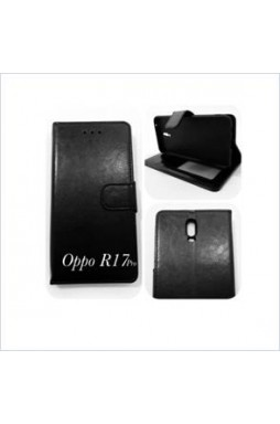 Wallet Case For oppo  R17 Pro BLK