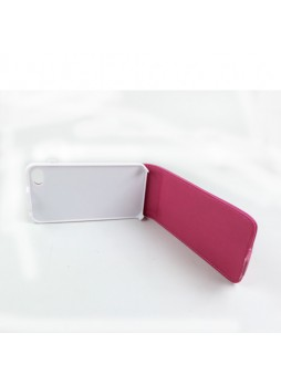 Synthetic Leather Flip Pouch Case for Apple iPhone 4S / 4 - 4 color