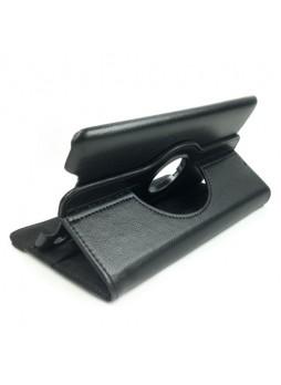 360 Degree Rotary Case Cover for Google Nexus 7 II 2013 - Black