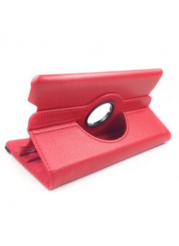 360 Degree Rotary Case Cover for Google Nexus 7 II 2013 - Red