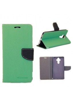 Mooncase Stand Wallet Case For Huawei Mate 9 Mint