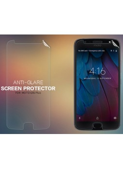 Matte Anti-Glare Screen Protector For Motorola Moto G5S Plus
