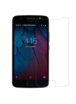 9H Premium Tempered Glass Screen Protector For Motorola Moto G5S Plus