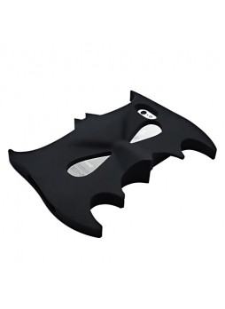 3D Batsman Mask Silicone Case Cover for iPhone 5 / 5S