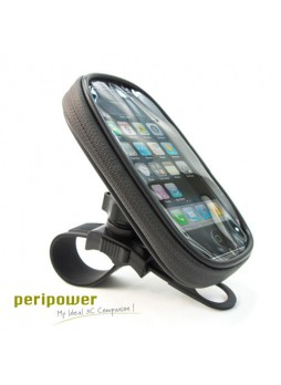 PeriPower Water Resistant Bag with Bike Mount for Smartphones