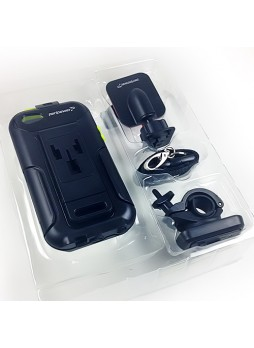 Water Proof Resistant Bike Motorbike Mount for Apple iPhone 5 / 5S / 5C